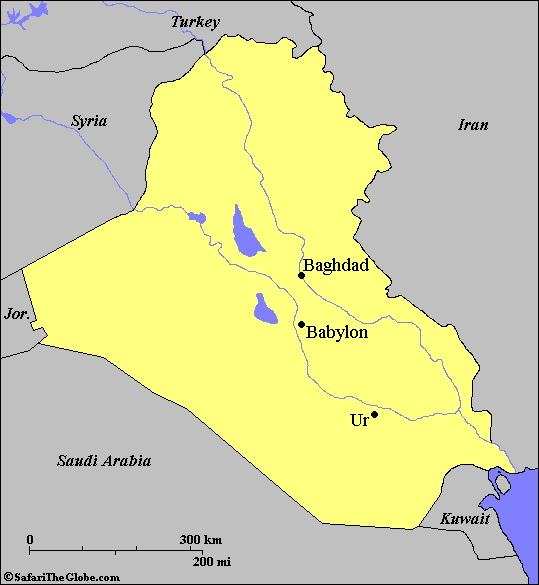 an introduction to the geography and culture of iraq Learn about the history, geography, conflicts and culture of iraq and find  statistical and demographic information,information on iraq — geography, history ,.
